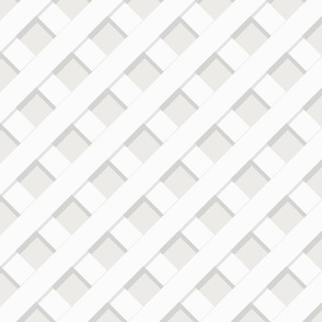 Trellis white 1