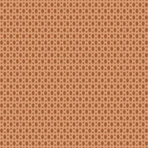 Scrapbag Girl Geometrics ovals tan- 2040-39