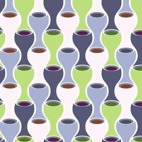 Goblets of Dusky Wine