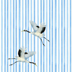 Sea Crane Stripes
