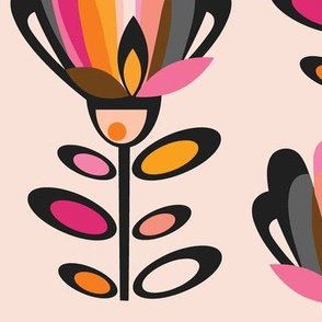 PAPER-CUT-MID-CENTURY-FLOWER-WALL-PAPER-CREAM
