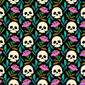 Blooming Skulls