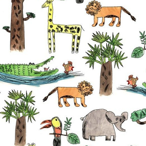 Safari wallpaper