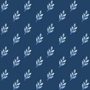 Stem of Simplicity - Blue