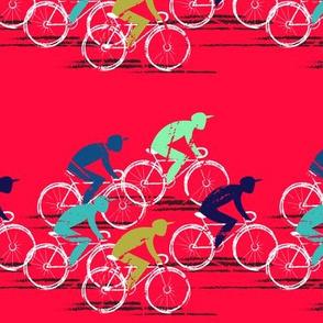 Ride to Win Cherry