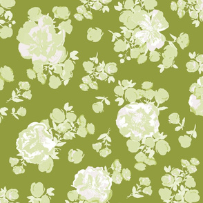 Nostalgic Bouquet - Green