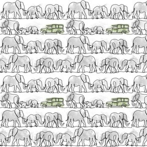 Elephant Safari Chain