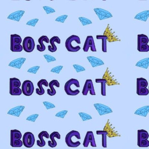 Boss Cat -nalacat collection