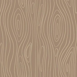 Wood Grain (brown)