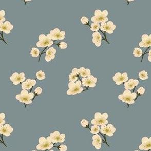 Floral, tender blossoms