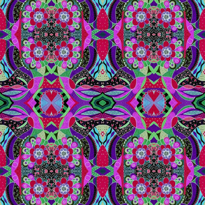 Springing Joy 2 Arrangement 2 Variation 2