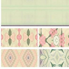 Sweet Dawn Collage (small print)