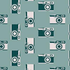 Camera - Green