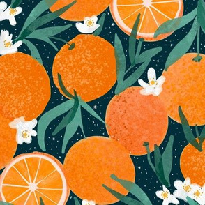 Beautiful_Oranges and bees