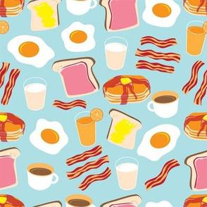 Breakfast Fun - Jumbo Scale