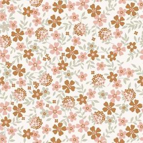 Modern Blossom- Nougat