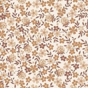 Modern Blossom-Chocolate