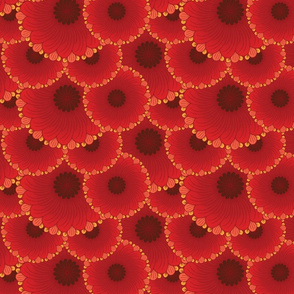 Red Flowers   02