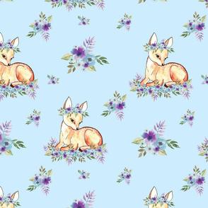 deer-blue