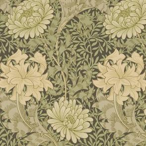 William Morris ~ Chrysanthemum ~ Original