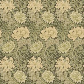 William Morris ~ Chrysanthemum ~  Original ~ Medium