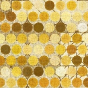 Scratchdisk - honey - half scale