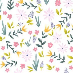 Spring Flowers-Light