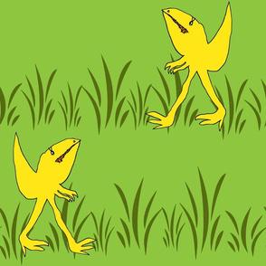 """Rexi""  the dinosaur"