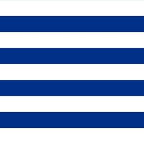 memphis stripe - blue