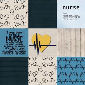 Nurse Whole Cloth