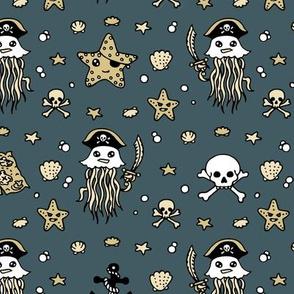 Jelly Pirates Blue