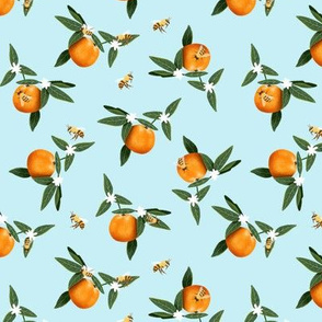 Bees and Oranges