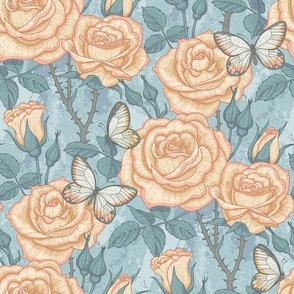 East Fork vintage roses