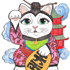 Lucky Maneki-Neko