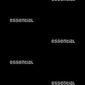 Essential (spaced)