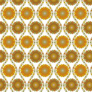 Flower Pattern: Daisy Chain: Natasha Marshall