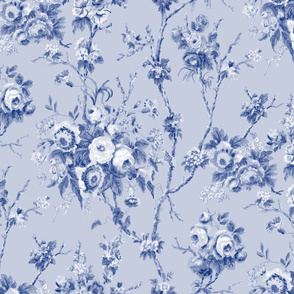 Ingleside ~ Willow Ware Blue and White on Ailes