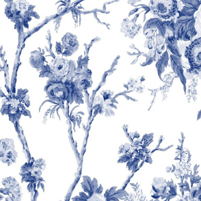 Ingleside ~ Willow Ware Blue and White