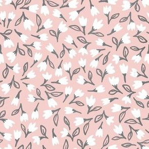Tiny Blossoms { Pink }