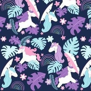 Tropical unicorn