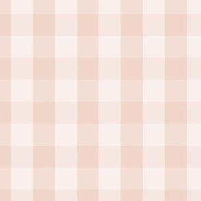 Gingham Pink