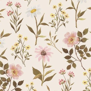 Pretty Wildflower Blush