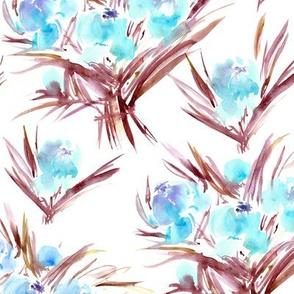 azur peonies for princess - peony bouquet p271