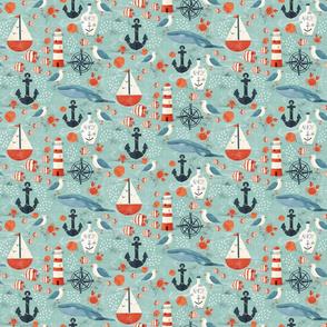 Ahoy - Tiny Scale
