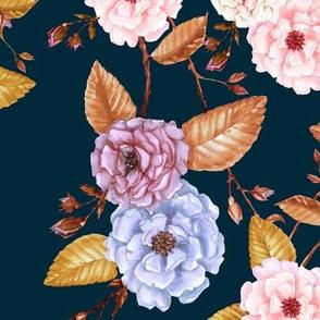 Bridemaid Roses, Golden Midnight