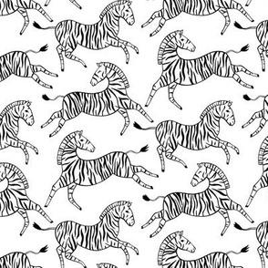 Classic Zebras (Small Version)