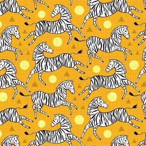 Savannah Zebras (Small Version)