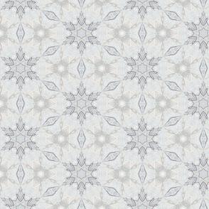 Vanilla Cream Snowflakes
