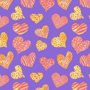 Large - Arctic Animals Vacation Night Camping