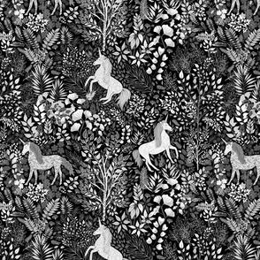 Unicorns in the Woods of Wonderment